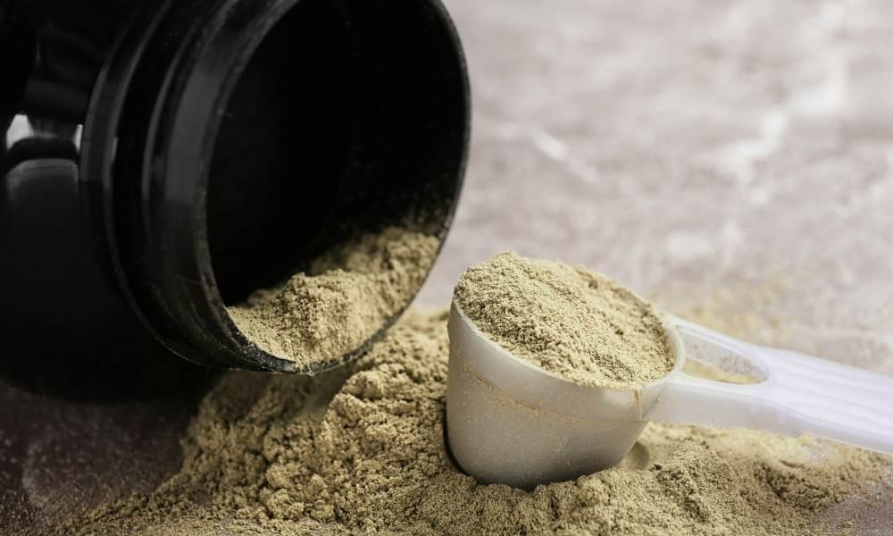 kanapių proteinas kaip vartoti?